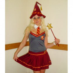 Взрослый костюм Волшебница Секси