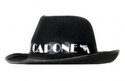 """Шляпа """"AL CAPONE"""""""