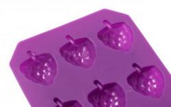 Форма для льда Малинка силиконовая