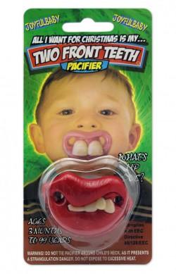 Соска с 4-мя зубами