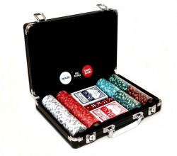 Покерный набор PokerShop Premium 200