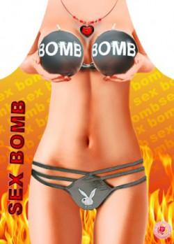 Фартук прикольный Sex Бомба