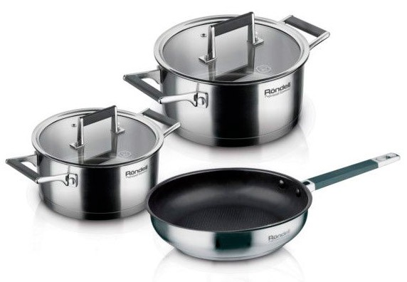 Набор посуды Rondell Verse RDS-395