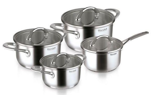 Набор посуды Rondell Altera RDS-501
