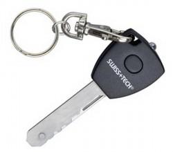 Универсальный ключ Swiss+Tech 5 в 1 черный