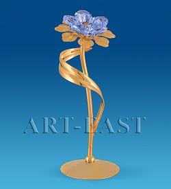 Фигурка Цветок с листочком