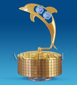 Музыкальная фигурка Дельфин
