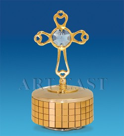 Музыкальная фигурка Крест 2