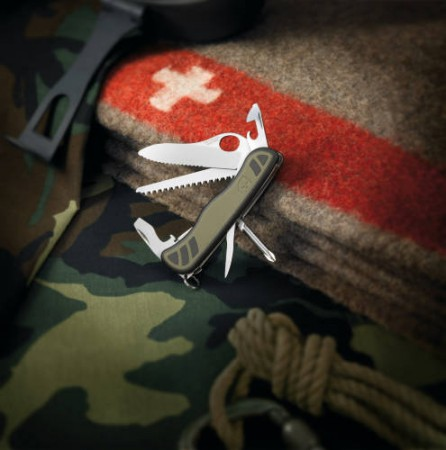 Нож Victorinox Military OneHand 0.8461.MWCH