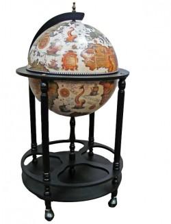 Глобус-бар 42003W-В