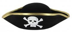 """Шляпа """"Пиратская треуголка"""" детская"""