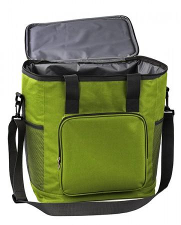 Изотермическая сумка-холодильник  TE-334S зеленая