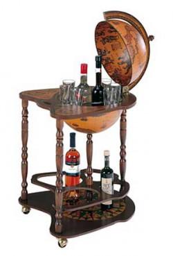 Глобус бар с мини-столиком Zoffoli 712