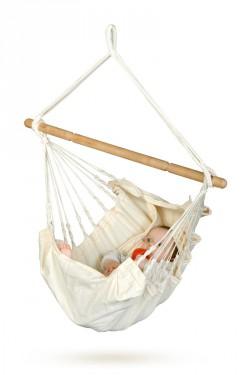 Гамак для новорожденных La Siesta Yayita White