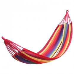 Гамак KingCamp Canvas Hammock Dark Red