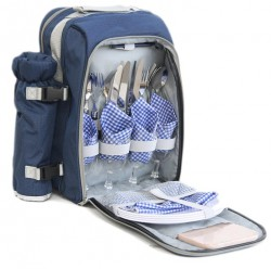 Набор для пикника KingCamp PICNIC BAG-4 Blue