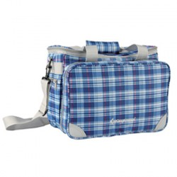 Набор для пикника Набор для пикника KingCamp Picnic Icy Bag 3 Blue Checkers