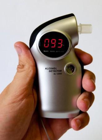 Алкотестер Alcoscan AL-6000