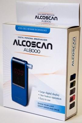 Алкотестер Alcoscan AL-8000