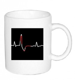 Чашка Heartbeat