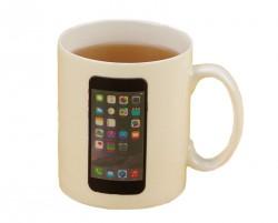 Чашка iPhone