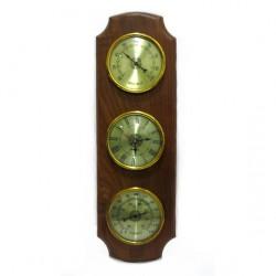 Термометр-гигрометр с функцией часов NI3713