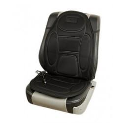 Накидка на сиденье с подогревом Vitol H 96035 BK