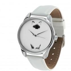 Часы Балинез белый