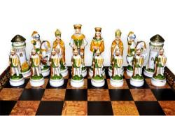 Шахматы Средневековый рыцарский турнир (big size)