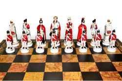 Шахматы Битва при Ватерлоо (Medium size)