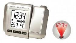 Проекционные часы LA CROSSE WT535SIL-BLA