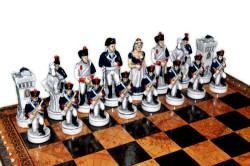 Шахматы Битва при Ватерлоо (small size)