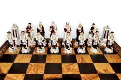 """Шахматные Фигуры - """"Luigi XIV"""" (Medium Size) """"Людовик XIV"""""""