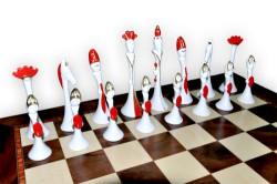 Шахматы Стиль Модильяни (medium size)