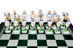 Шахматы Футбол Динамо-Шахтер (small size)