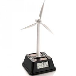 Настольные эко-часы Ветряная мельница
