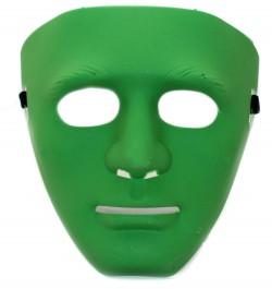 Маска Гражданин  зеленая
