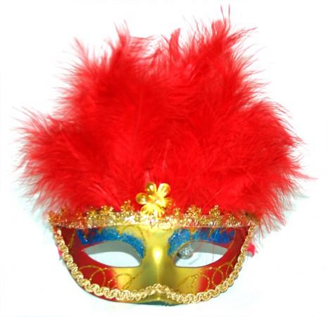 Карнавальная маска Венеция Дама