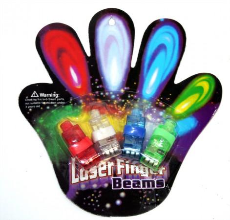 Светящиеся насадки на пальцы