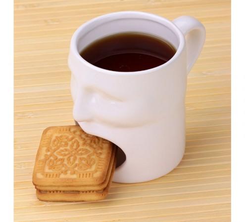 Голодная кружка ( Face mug )