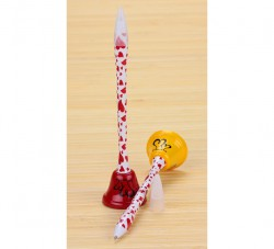 Колокольчик - ручка for love