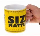Кружка - гигант Size matters