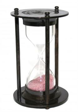 Часы песочные Brass Sandtimer