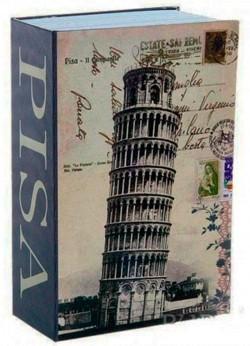 Книга сейф Италия средняя