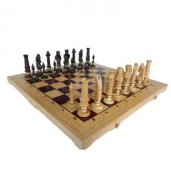 Шахматы Дубовые Роял Люкс / Royal lux (Madon) c-104D