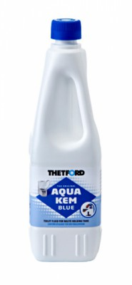 Жидкость д/биотуалета Аqua Кem Blue, 2 л