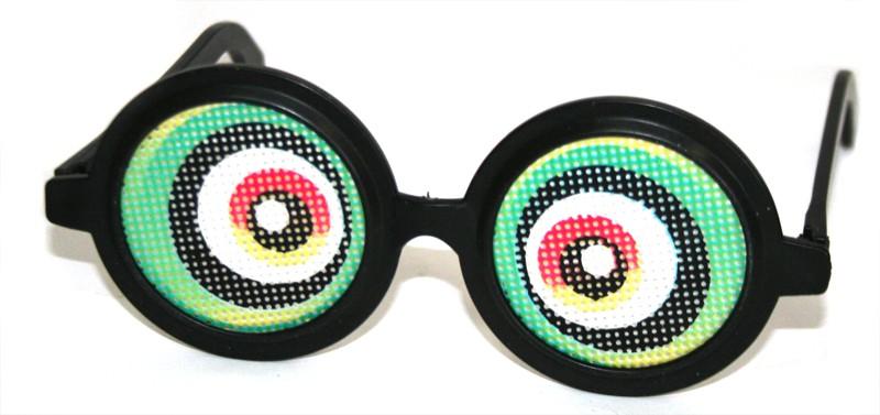 Очки гипнотические