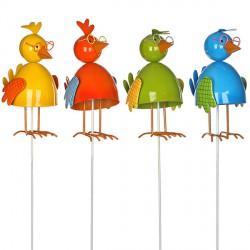 Декор для сада Цыпленок