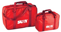 Изотермическая сумка EZ Sun&Fun 2 in 1 красная
