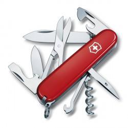 Нож Victorinox Swiss Army Climber, красный